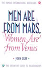 Men are from Mars Women from Venus