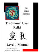 Om Reiki Course Manual